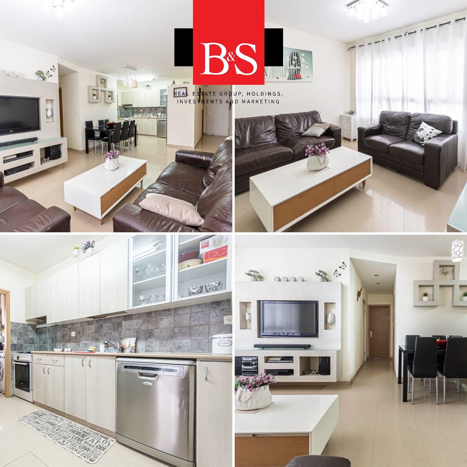 ברחוב זוארץ, דירת 4 חדרים במחיר ארטקטיבי במיוחד
