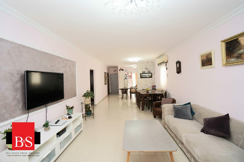 דירת 4 חדרים, רחוב בן אבי 53, מרכז העיר, נתניה